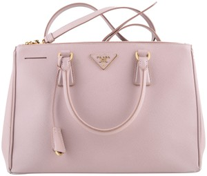 5dd8ffdc39ef Prada Leather Totes - Up to 70% off at Tradesy