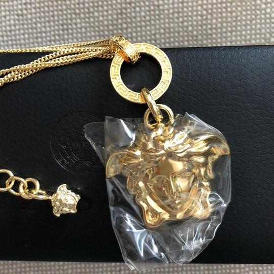 Versace Medusa Chain Necklace