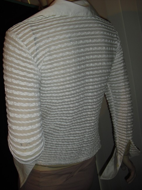Made in France Fabric Luxury Fabric Unique One-of-a-kind Top Made in France