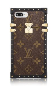 Louis Vuitton New in box Louis Vuitton Eye-Trunk for Iphone 7 Plus 7+ 6+ Case