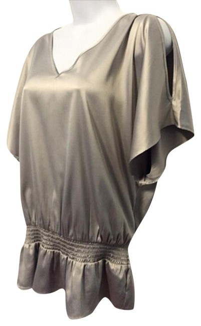 Preload https://img-static.tradesy.com/item/23694440/the-limited-silver-cold-shoulder-blouse-size-6-s-0-1-650-650.jpg