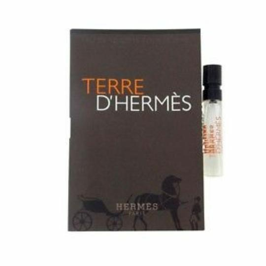 Hermès MINI-TERRE D'HERMES FOR MEN-EDT-SPRAY-0.06 OZ-2 ML-FRANCE