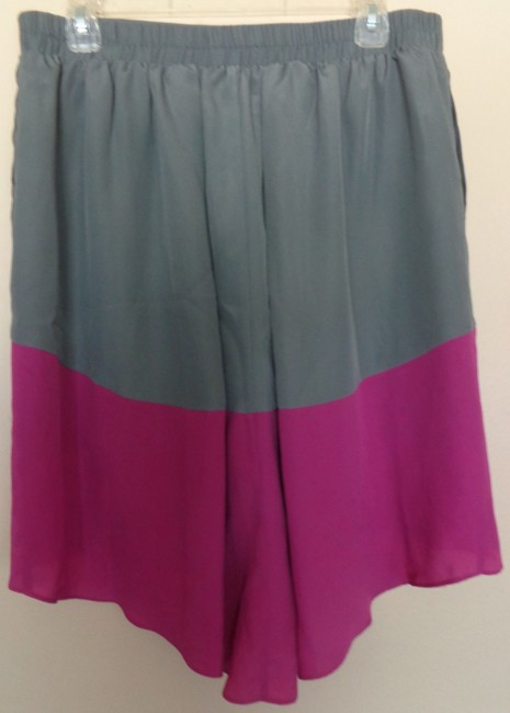BCBGeneration Skirt Mauve, Gray