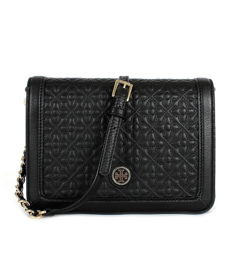 Body Cross Black Bryant Bag Burch Tory Quilted wPCqcARz
