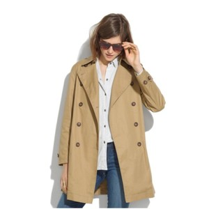 Madewell Classic Trench Coat