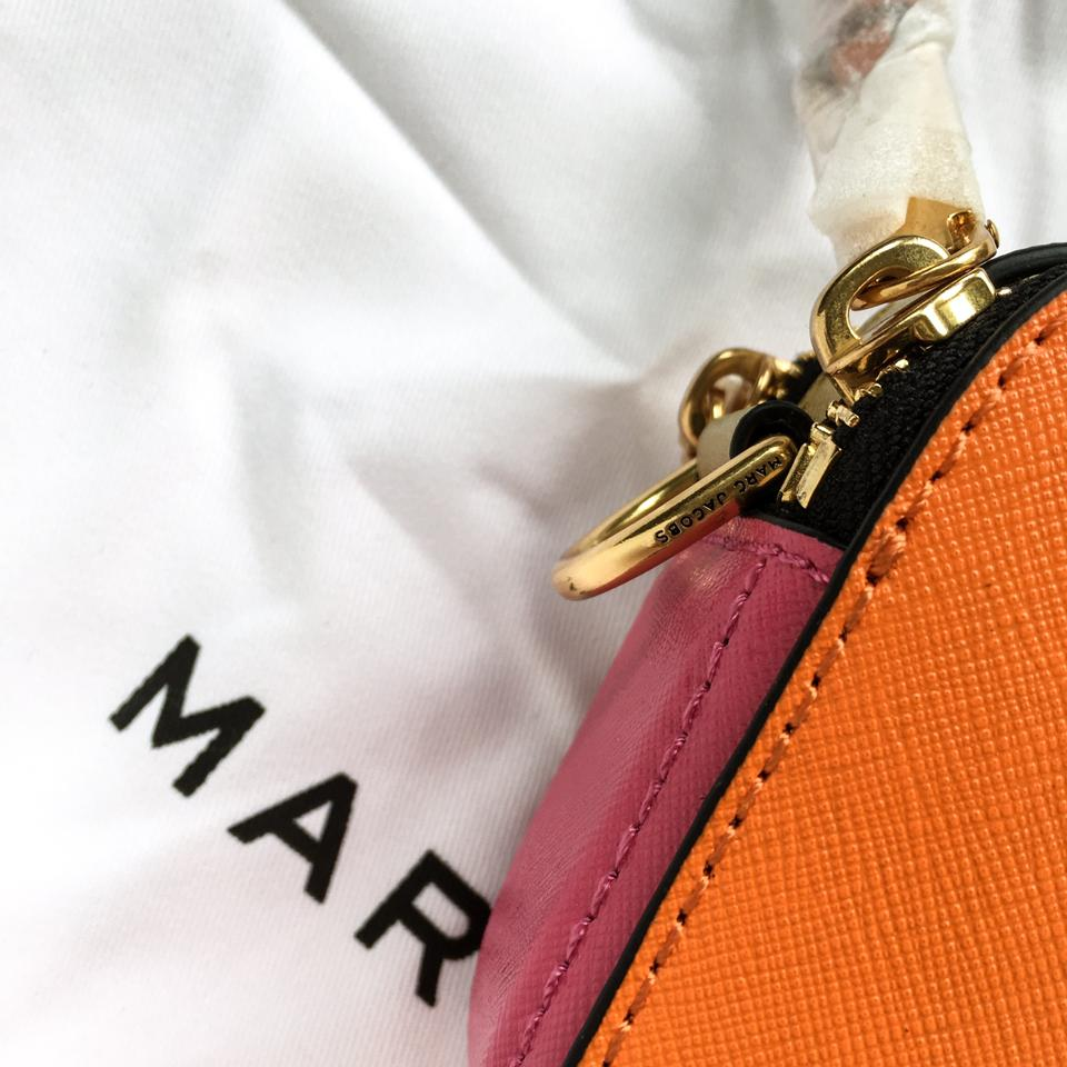 Bag Cross New Snapshot Multi Small Marc Camera Orange Jacobs Body Ux0gHqz