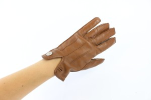 Hermès Brown Sellye Driving 28hz0717 Gloves