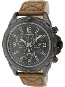 Timex Timex Male Expedition Watch T49986 Black Analog