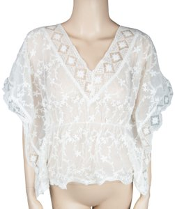 Jella Couture Top White