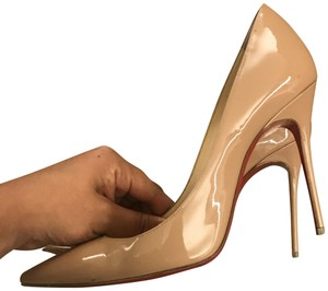 455c5d0db2f3 Christian Louboutin Nude Pumps - Up to 70% off at Tradesy