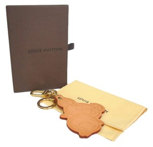 Louis Vuitton Louis Vuitton Panda Charm Key Holder