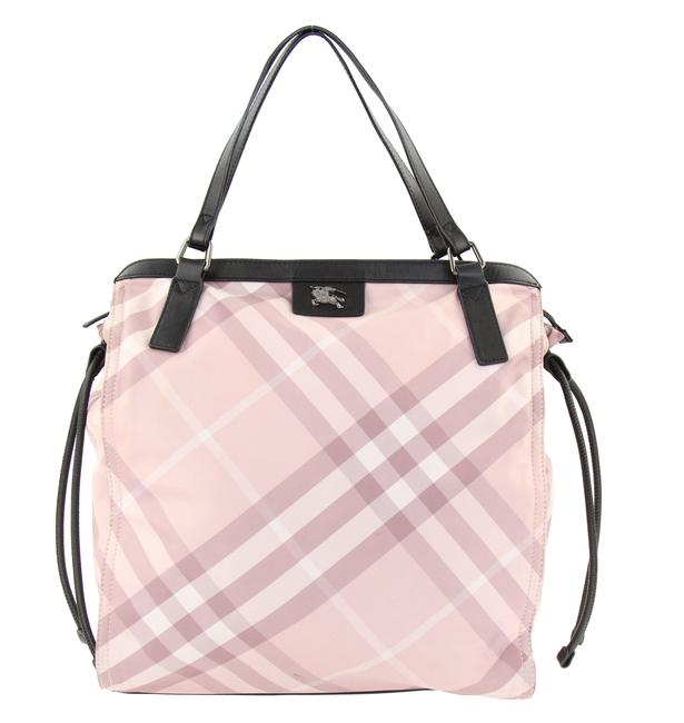 Item - Buckleigh Packable Pink Nylon Tote