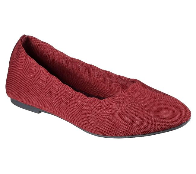 Item - Red Cleo-bewitch Flats Size US 8 Regular (M, B)