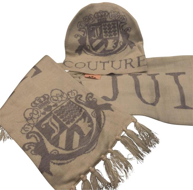 Juicy Couture Hat and Set Scarf/Wrap Juicy Couture Hat and Set Scarf/Wrap Image 1