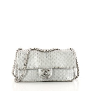 Chanel Flap Leather Shoulder Bag