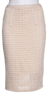 Alexander Wang Skirt Cream