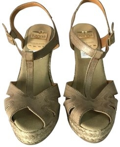 Kanna Espadrilles Tan Sandals