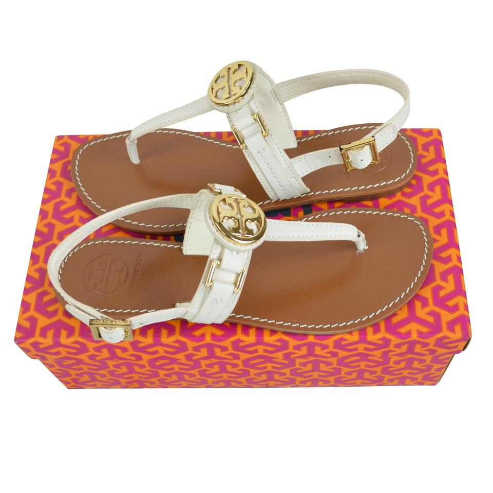 44cccd66a Tory Burch Bleach Cassia Flat Thong In Sandals Size US 7.5 Regular ...