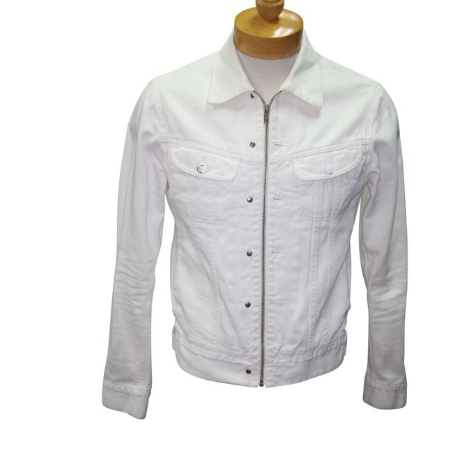 Item - White Jacket Size 10 (M)