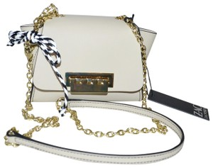 Zac Posen Satchel Mini Chain Urban Chic Cross Body Bag