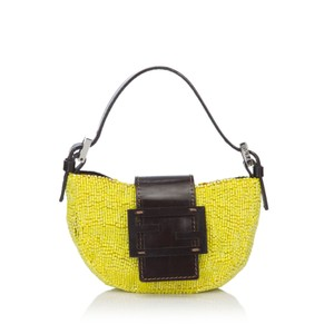 52c1feae08be Yellow Fendi Baguettes - Up to 90% off at Tradesy