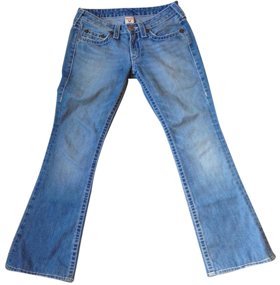 5033da7f18f Yellow True Religion Bootcut Jeans Outlet Used True Religion Jeans Women