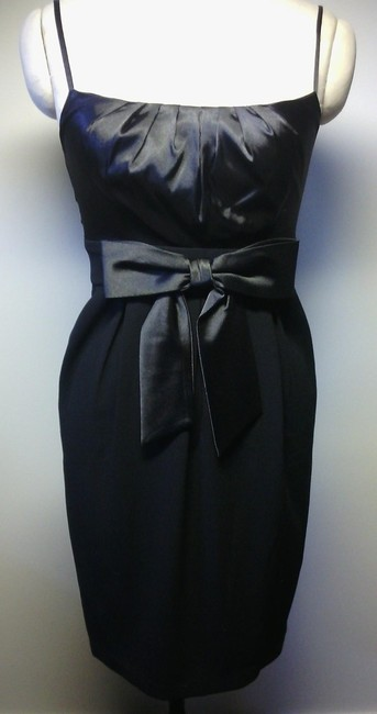 Other Formal Bridal Lbd Little Bow Front Dress