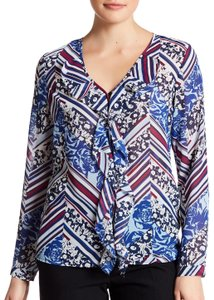 9771a41d99c Blue Women s Tops - Up to 90% off at Tradesy