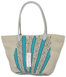 Sophie Anderson Tote in ivory