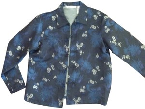 French Laundry Summer Classic Casual Party Blue Jacket