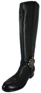 TORY BURCH Formal Classic Party Otk Black Boots
