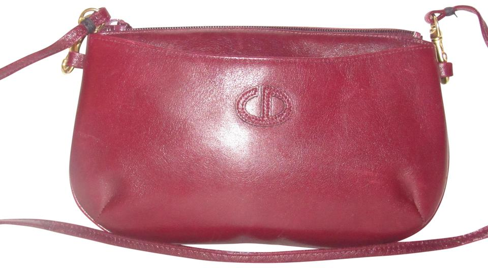 Dior Shoulder Cross Petite But Roomy Exterior Pockets Restored Lining Early  Style Cross Body Bag ... 6c7a3344fa7ee
