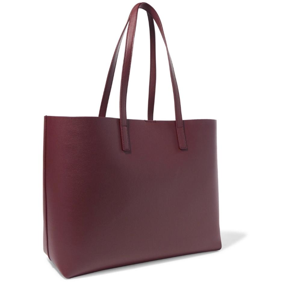 Shipper Tote Saint Large Leather Laurent Twx7PY