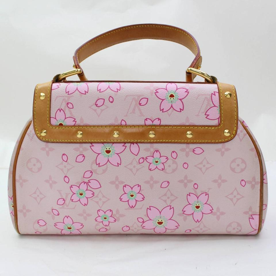 f2dc51da16c6 Louis Vuitton  poshmark  Monogram Cherry Blossom Sac Retro 867220 ...