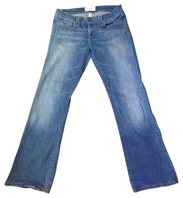 Preload https://item4.tradesy.com/images/abercrombie-and-fitch-blue-medium-wash-boot-cut-jeans-size-28-4-s-2370208-0-0.jpg?width=400&height=650