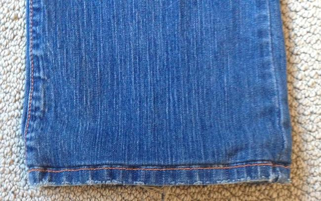 Abercrombie & Fitch Boot Cut Jeans-Medium Wash Image 2