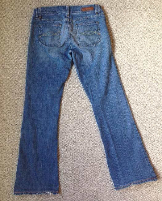 Abercrombie & Fitch Boot Cut Jeans-Medium Wash Image 4