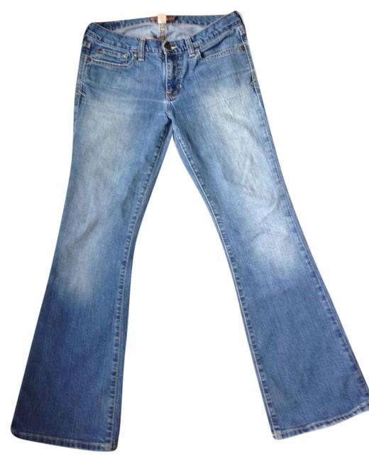 Preload https://img-static.tradesy.com/item/2370265/abercrombie-and-fitch-blue-medium-wash-boot-cut-jeans-size-29-6-m-0-0-650-650.jpg