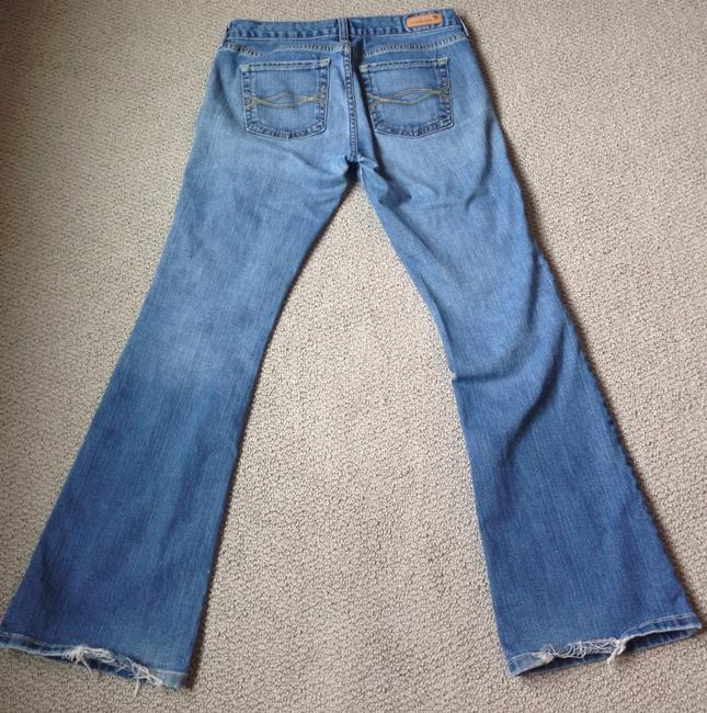 Abercrombie & Fitch Boot Cut Jeans-Medium Wash Image 5