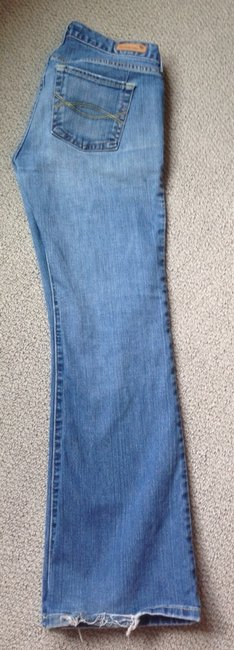 Abercrombie & Fitch Boot Cut Jeans-Medium Wash Image 7