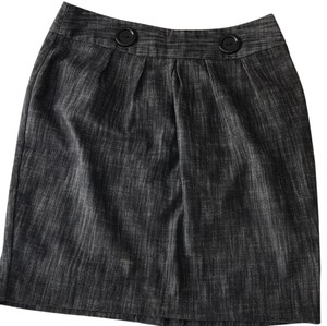 A. Byer suit skirt with button detail