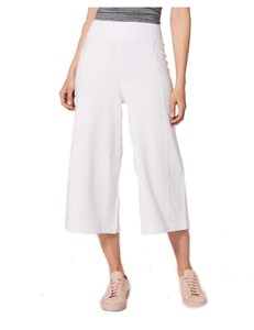 Lululemon Lu lulemon Women's White Blissed Out Culottes