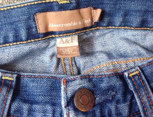 Abercrombie & Fitch Flare Leg Jeans-Distressed Image 2