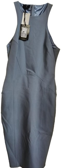 Item - Blue In Italy Bodycon Mid-length Cocktail Dress Size 8 (M)