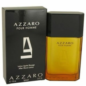 Azzaro AZZARO POUR HOMME FOR MEN-AFTER SHAVE-3.4 OZ-100ML-FRANCE