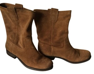 Naturalizer Tan Boots