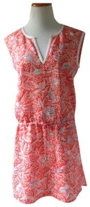 Tory Burch Tory Burch linen tunic dress coverup
