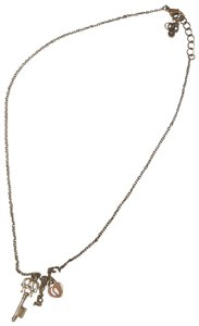 Forever 21 charm necklace