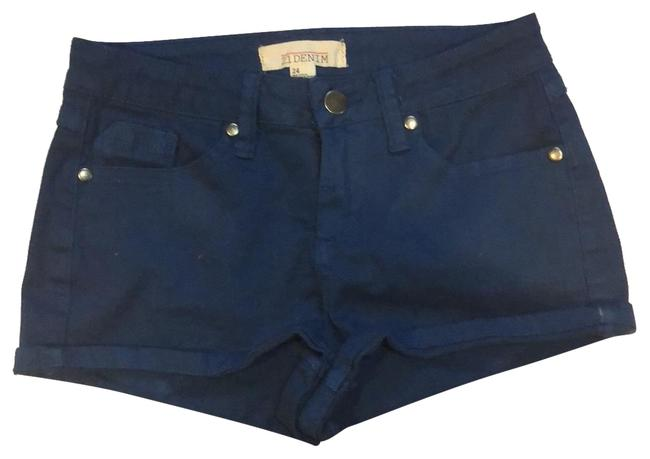Item - Blue Denim Shorts Size 00 (XXS, 24)