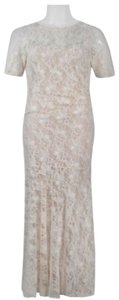 Decode 1.8 Polyester Lace Plus-size Beaded Luxury Dress